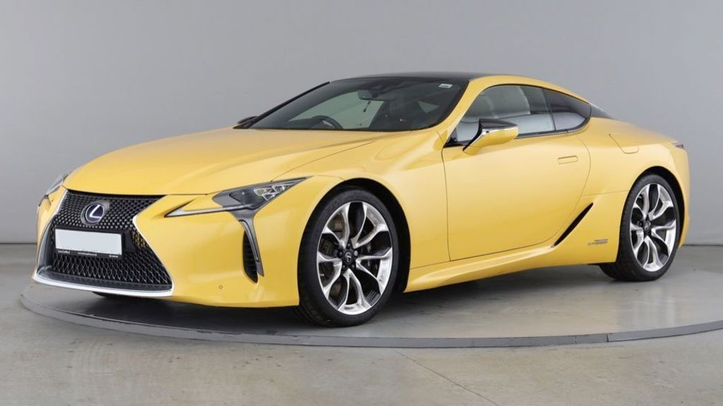 Lexus LC500h Hybrid 2 Door Coupe Sport Plus ML HUD