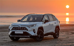The All New 5th Generation Toyota RAV4 Hybrid