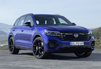 The First Volkswagen R-Line Model Available as a Hybrid launching in Geneva