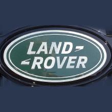 Landrover car logo